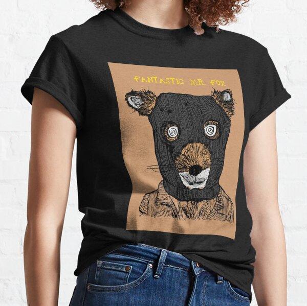 Minimal Fantastic Mr Fox Classic T-Shirt