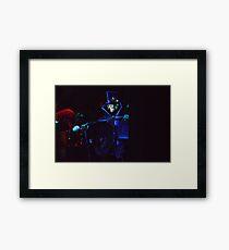 Hatbox Ghost Hoiday Framed Print