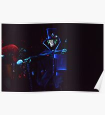 Hatbox Ghost Hoiday Poster