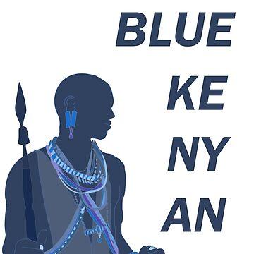 Blue Kenyan de NathanTse