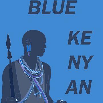 Blue Kenyan (2) de NathanTse