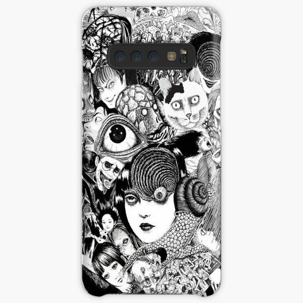 junji ito collage Samsung Galaxy Snap Case
