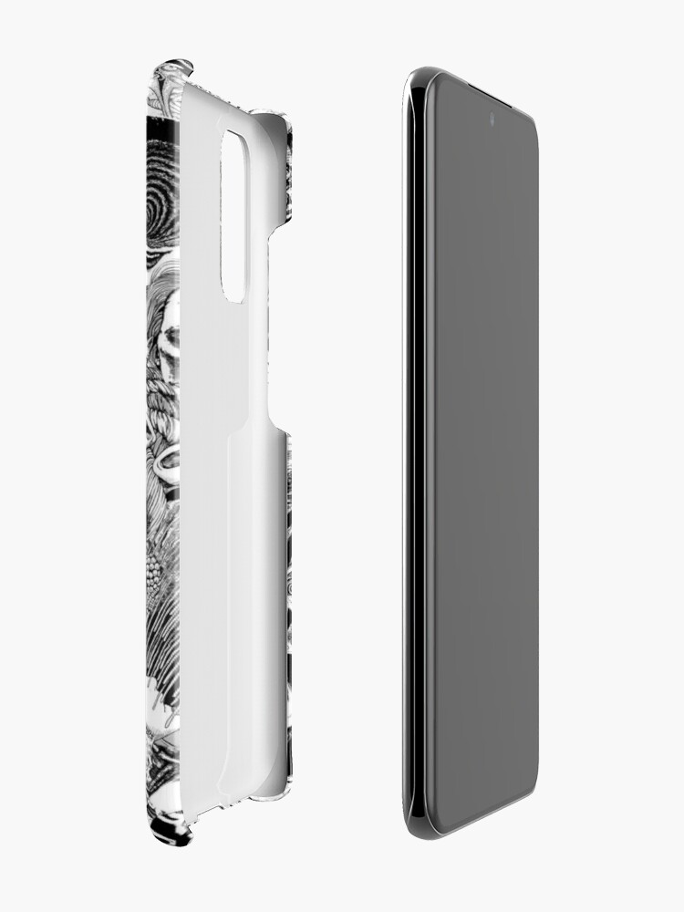 Alternate view of junji ito collage Case & Skin for Samsung Galaxy