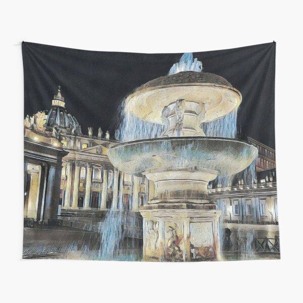 Vatican City Tapestry