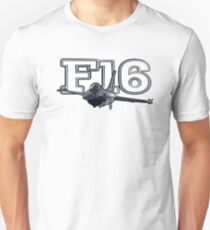 F 16 Unisex T-Shirt