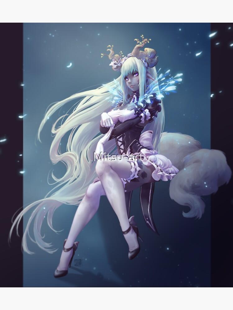 Aeyria | Eyri by Mitsu-art
