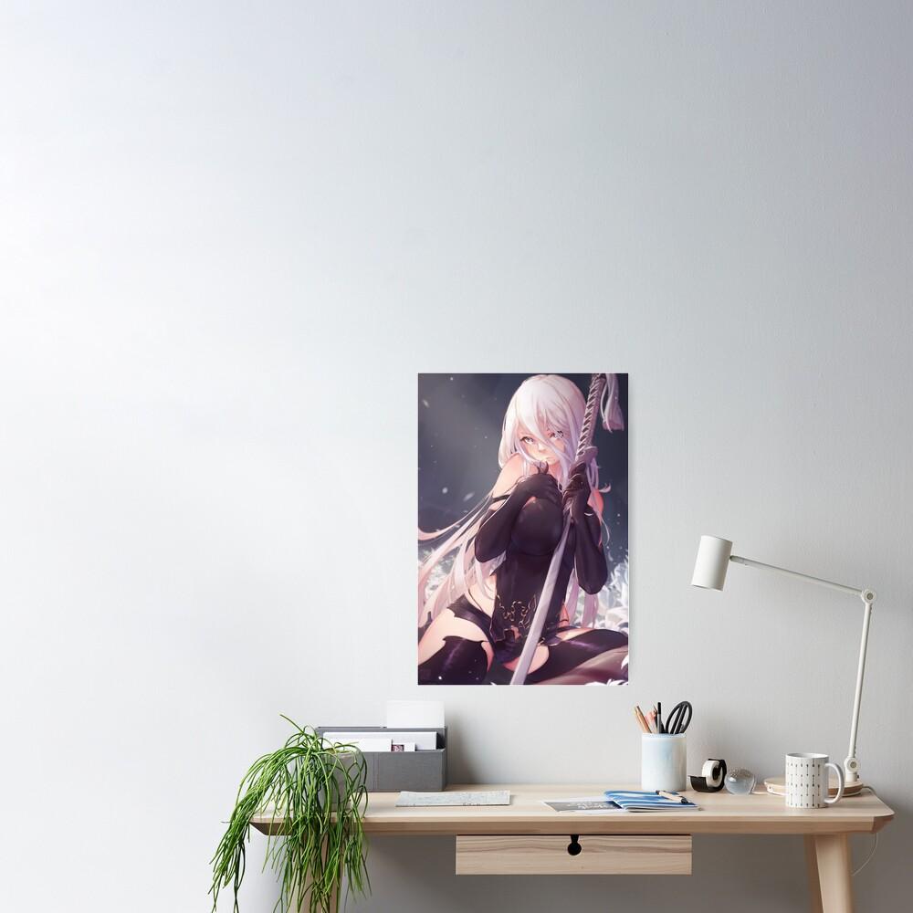 A2 | Nier Automata Poster