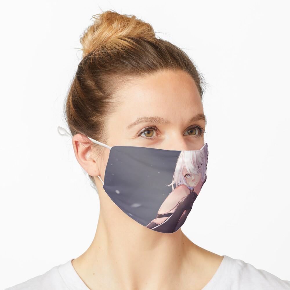 A2 short hair   Nier Automata Mask