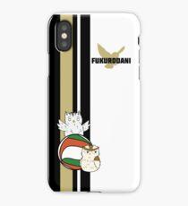 Fukurodani Owls (iPhone Version) iPhone Case/Skin