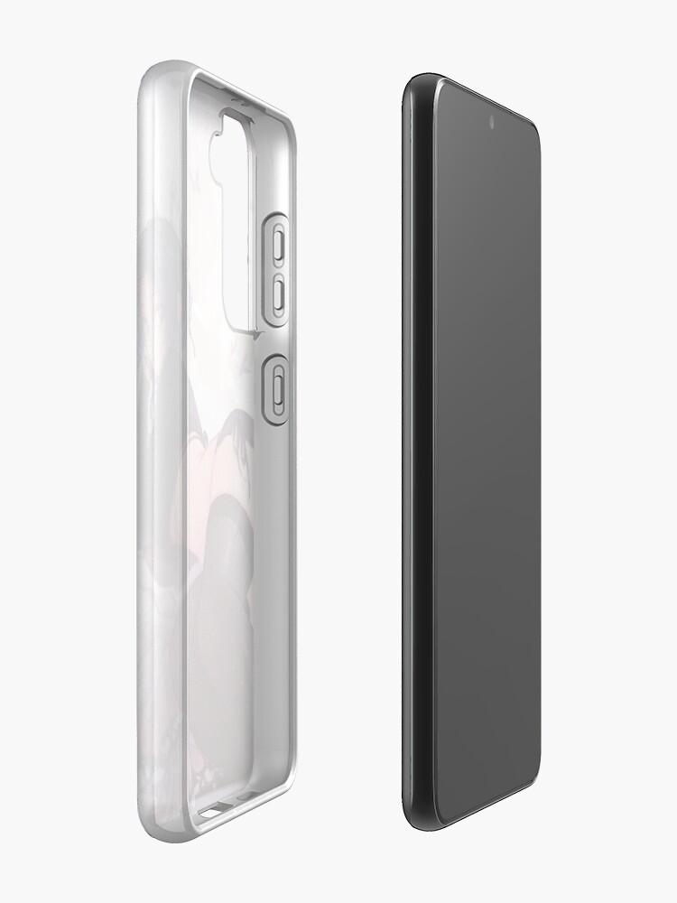 Alternate view of Shinobu | Demon slayer Case & Skin for Samsung Galaxy