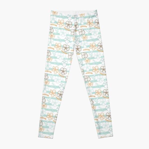Cute flower pattern design Ideas, girly design Leggings
