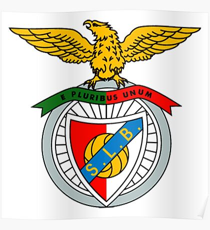 Benfica Posters Redbubble