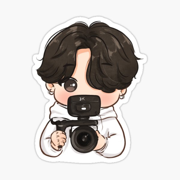 Director Jungkook Sticker