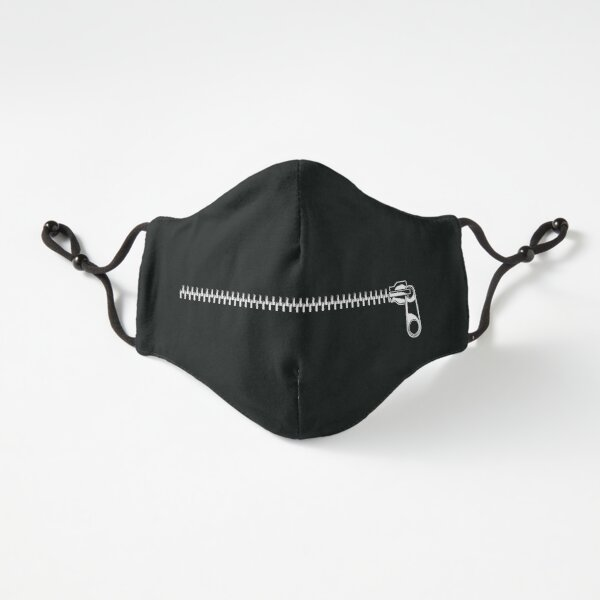 Zipper Mouth Fitted 3-Layer