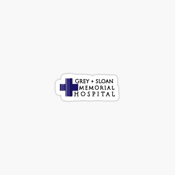 Grey Sloan Memorial Hostpital Sticker