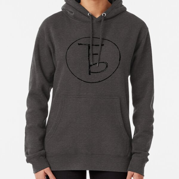 the front bottoms logo Pullover Hoodie