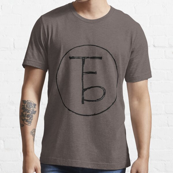 the front bottoms logo Essential T-Shirt