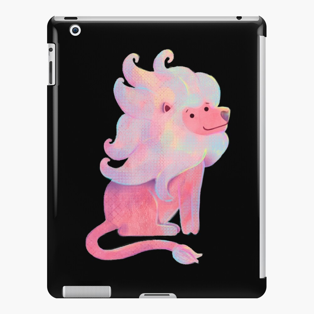 Lion from Steven Universe iPad Case & Skin