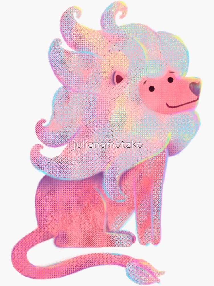Lion from Steven Universe by julianamotzko