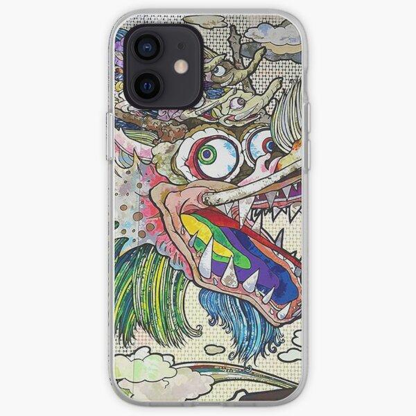 Takashi Murakami - World Dragon iPhone Soft Case
