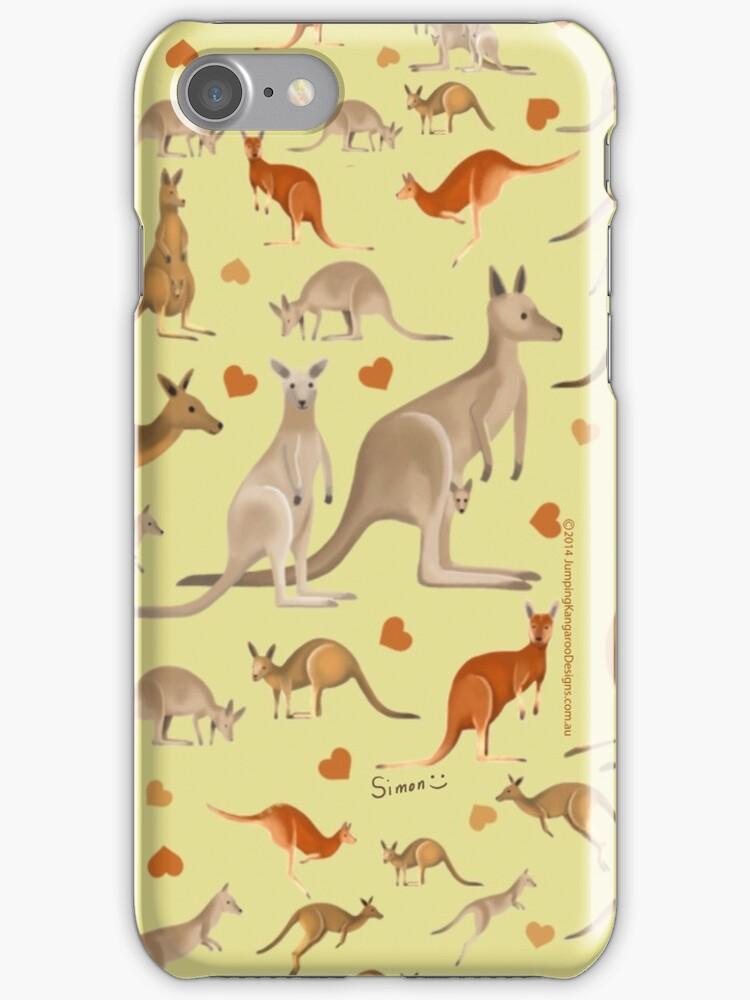 Kangaroo Heart by JumpingKangaroo