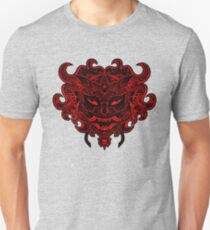 Asian Daemon - Tee Print T-Shirt
