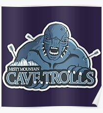 Cave Trolls Poster