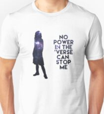 River Tam - No Power in the 'Verse Unisex T-Shirt