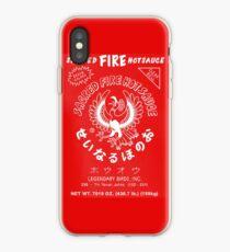 Sacred Fire Hot Sauce Sriracha iPhone Case