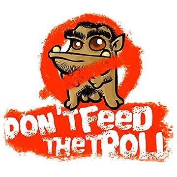 Troll by Titenono