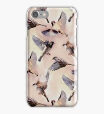Sparrow Flight iPhone Case/Skin