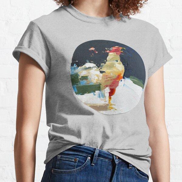 El pollo que grita, Adrián Socorro, Arte cubano, Arte cubano contemporáneo Camiseta clásica