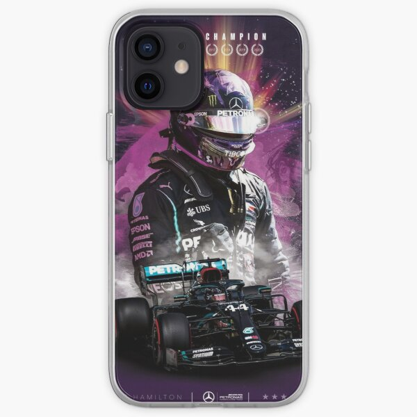Lewis Hamilton iPhone Soft Case