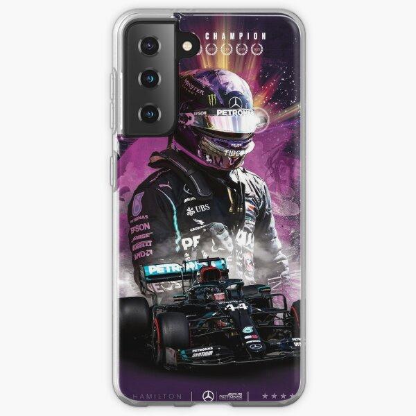 Lewis Hamilton Coque souple Samsung Galaxy
