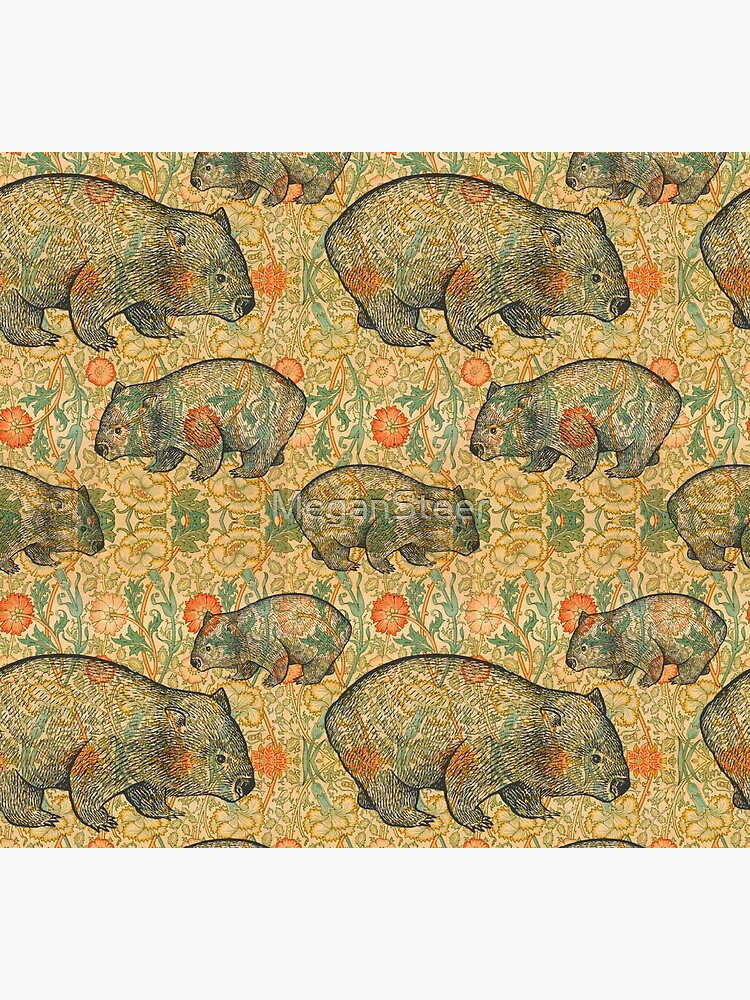 Ode to a Wombat by MeganSteer