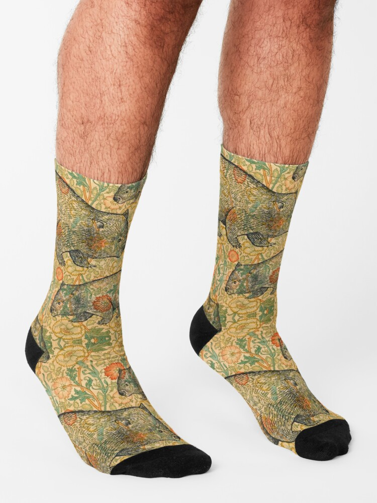 Alternate view of Ode to a Wombat Socks