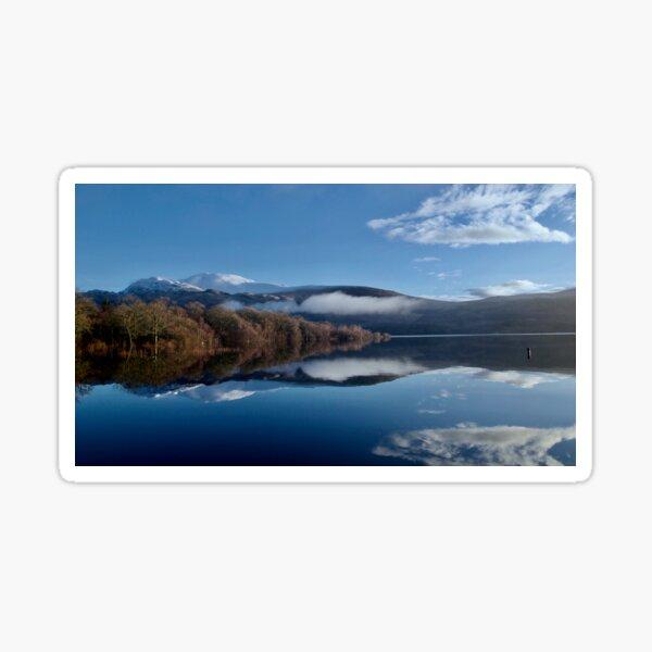 Loch Lomond, Scotland Sticker