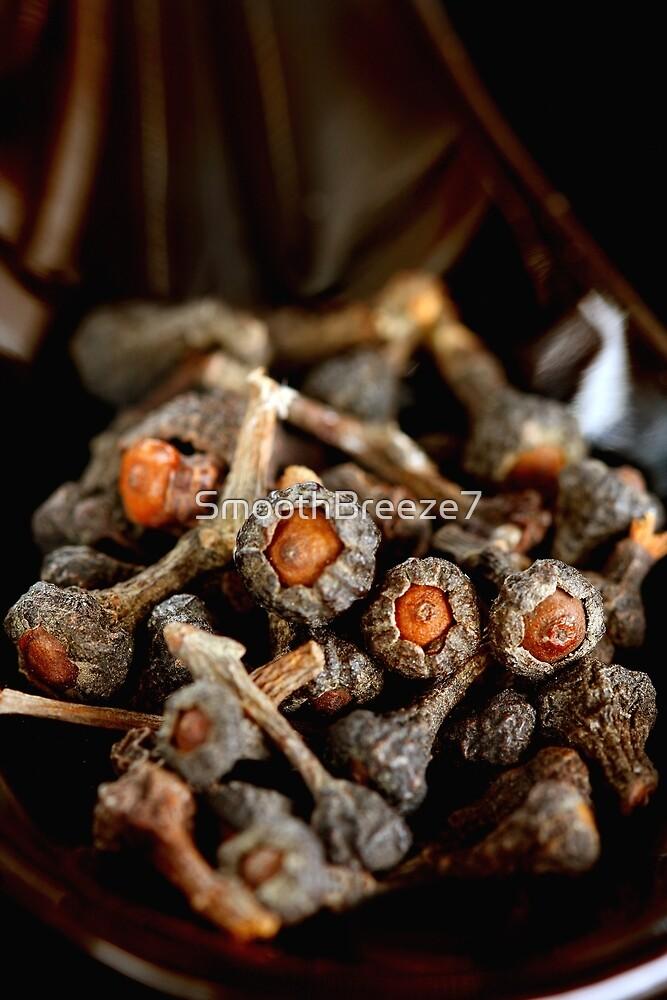 Cinnamon Flower by SmoothBreeze7