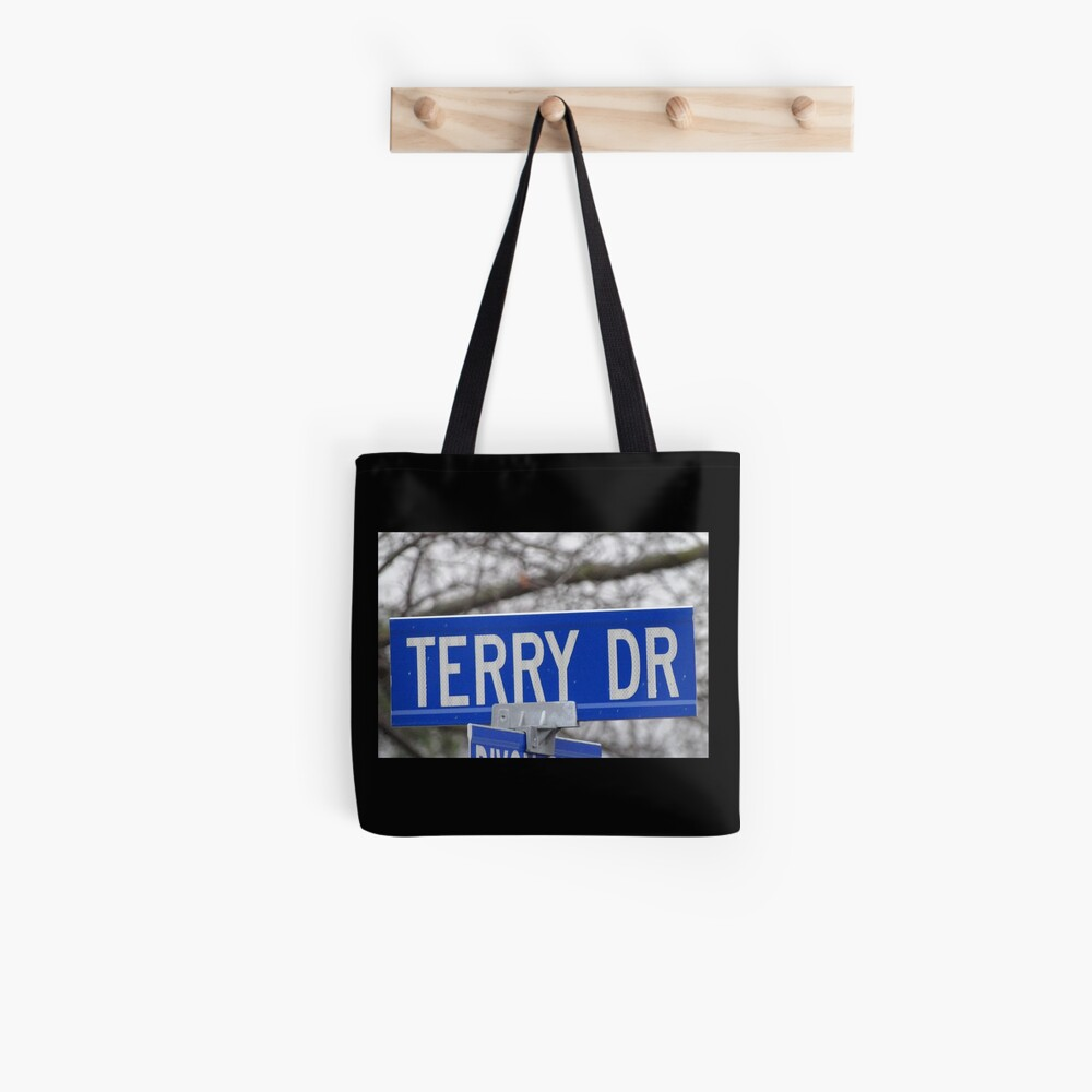 Terry, Terry mask, Terry socks, Terry magnet, Terry sticker  Tote Bag