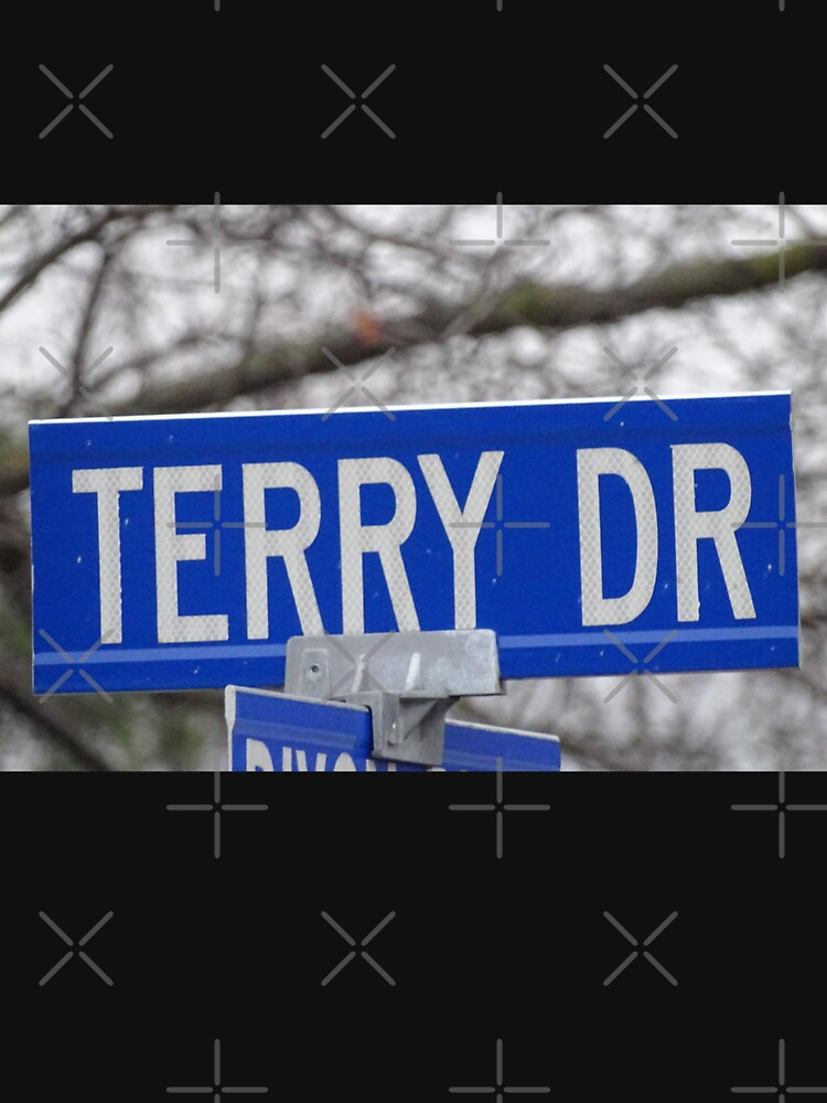 Terry, Terry mask, Terry socks, Terry magnet, Terry sticker  by PicsByMi