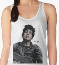 Bob Dylan Women's Tank Top