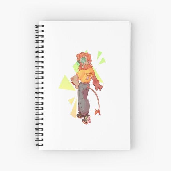 Davenport! Spiral Notebook
