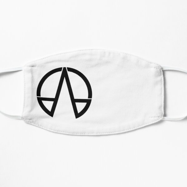 The Expanse New OPA Logo Sign Black Stealth Masque sans plis
