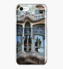 Gaudi window iPhone Case/Skin