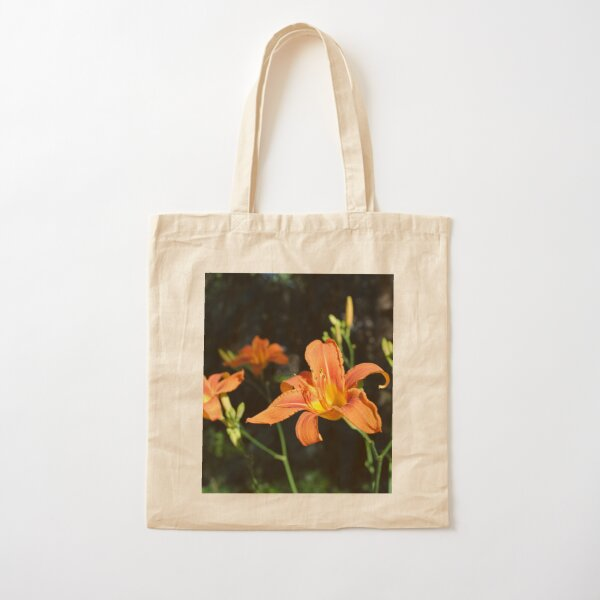 Last Sunbeam of a Summer''s Day Cotton Tote Bag