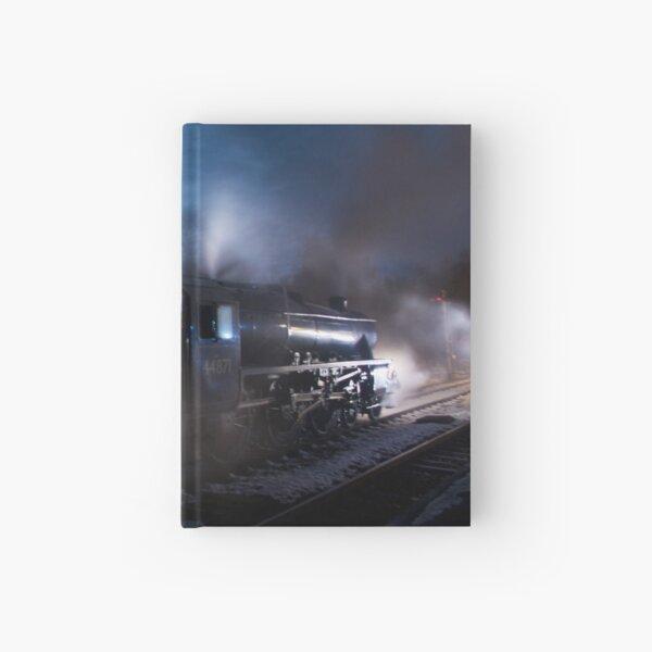 Moonlight steam.... Hardcover Journal
