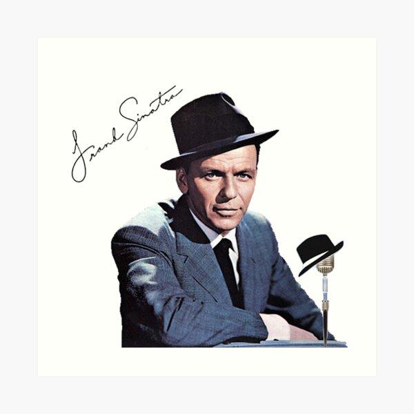Más vendido Frank Sinatra Nuevo Lámina artística