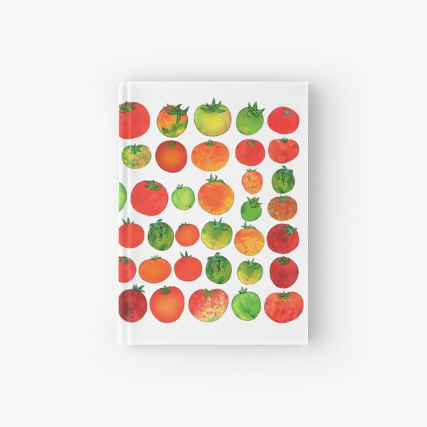 Enchanted Tomatoes Hardcover Journal