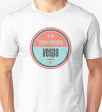 VESPA TEAM RETRO 1 Unisex T-Shirt