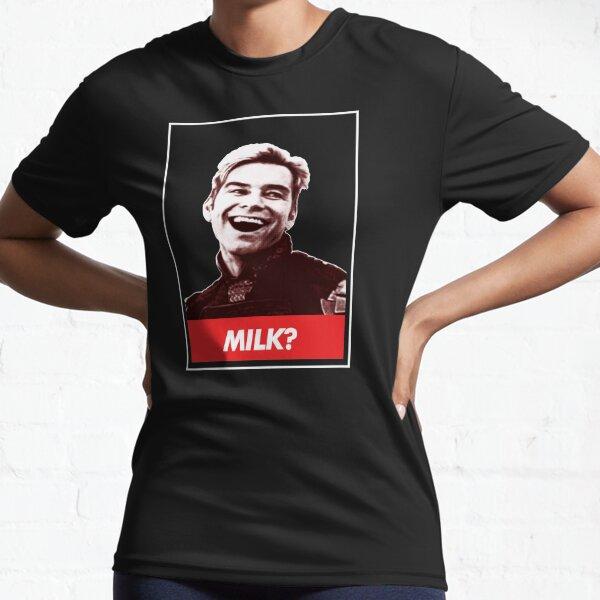 Homelander Milk Active T-Shirt